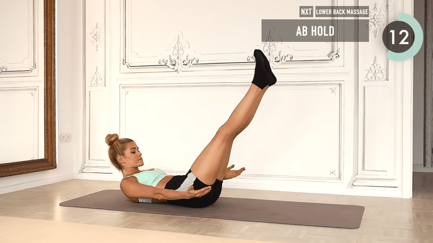 10 MIN ABS YOGA a slow and relaxed workout for super strong abs No Equipment I Pamela Reif 3 3 screenshot