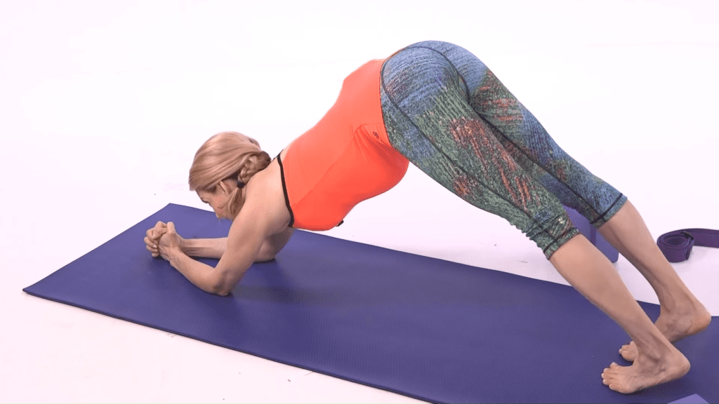 5 Hard Yoga Poses Made Easy Health 3 8 screenshot