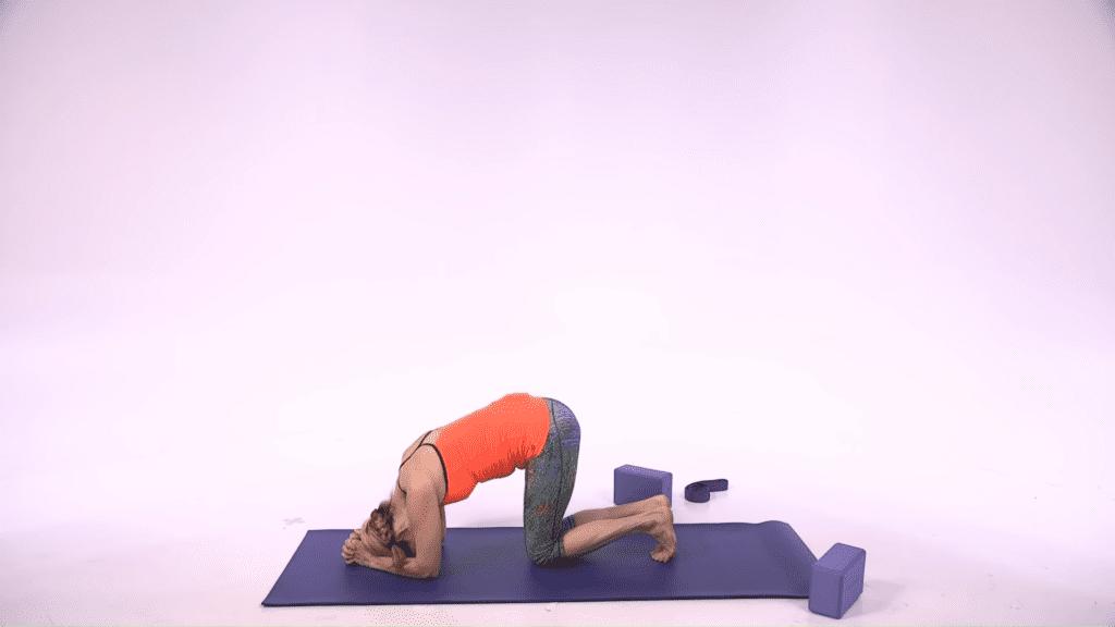 5 Hard Yoga Poses Made Easy Health 4 42 screenshot