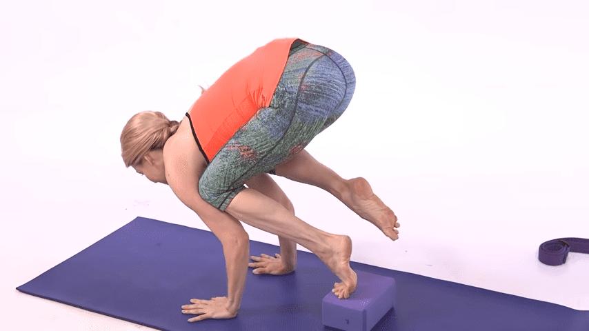 5 Hard Yoga Poses Made Easy Health 6 33 screenshot 2