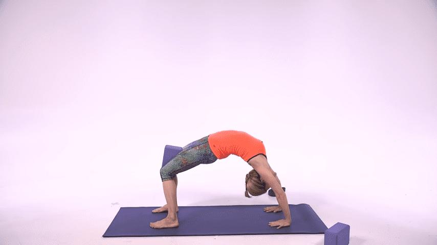 5 Hard Yoga Poses Made Easy Health 8 2 screenshot