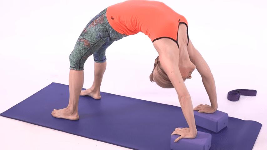 5 Hard Yoga Poses Made Easy Health 8 21 screenshot