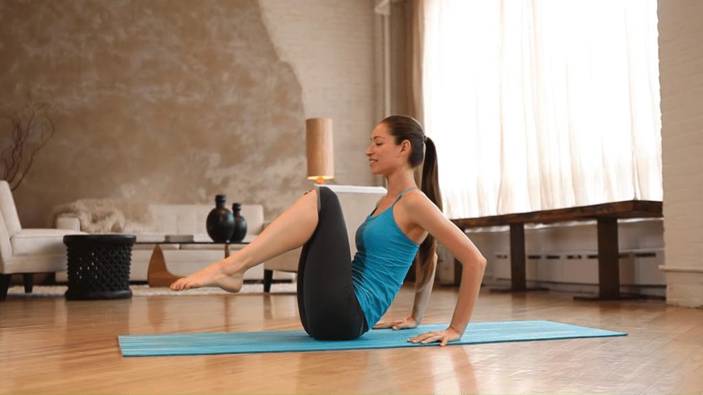 Core Strength Beginner Yoga With Tara Stiles 4 42 screenshot