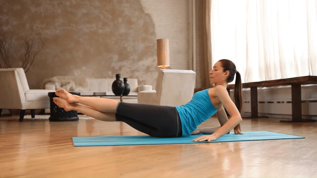 Core Strength Beginner Yoga With Tara Stiles 5 25 screenshot