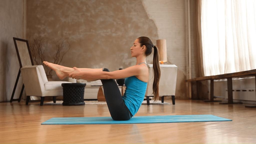 Core Strength Beginner Yoga With Tara Stiles 5 8 screenshot