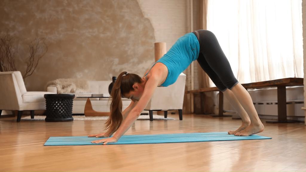 Core Strength Beginner Yoga With Tara Stiles 6 53 screenshot