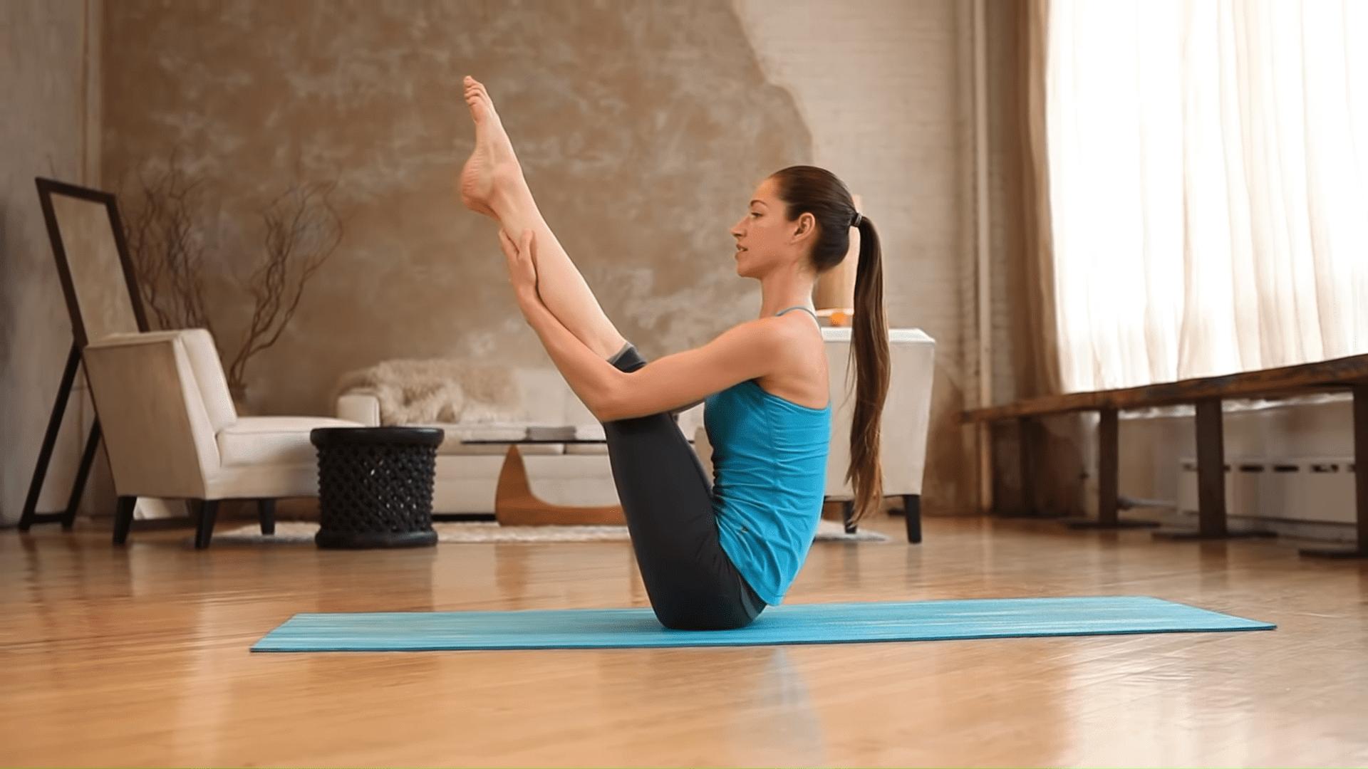 Core Strength Beginner Yoga With Tara Stiles 6 6 screenshot