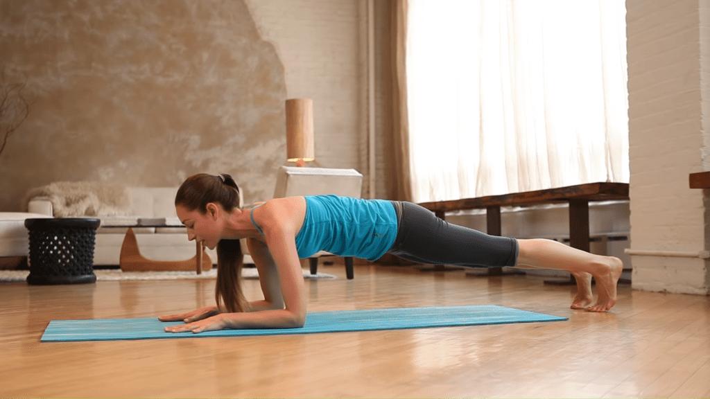 Core Strength Beginner Yoga With Tara Stiles 7 11 screenshot