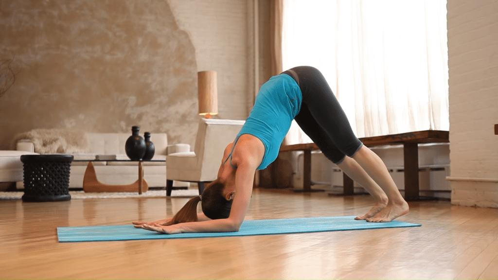 Core Strength Beginner Yoga With Tara Stiles 7 5 screenshot