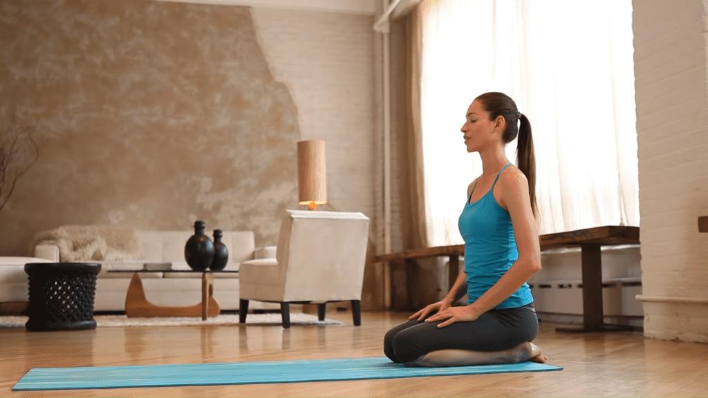 Core Strength Beginner Yoga With Tara Stiles 8 32 screenshot