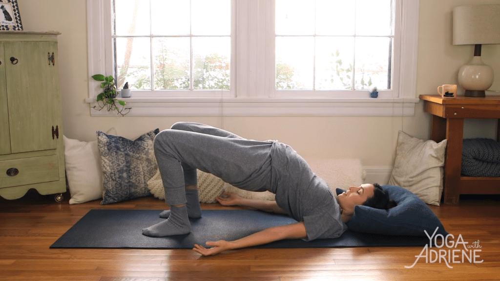 Yoga For Bedtime 20 Minute Practice 16 11 screenshot