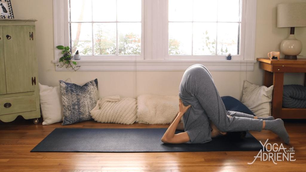Yoga For Bedtime 20 Minute Practice 16 38 screenshot