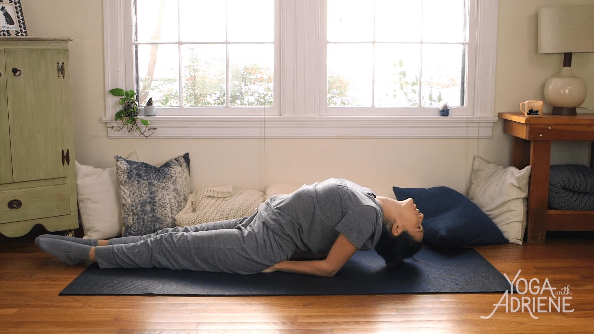 yoga-leggetid
