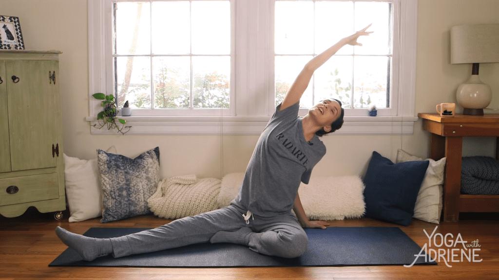 Yoga For Bedtime 20 Minute Practice 7 9 screenshot