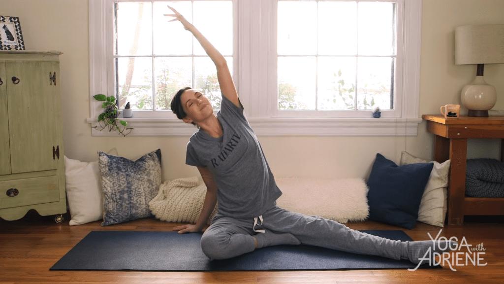 Yoga For Bedtime 20 Minute Practice 9 2 screenshot